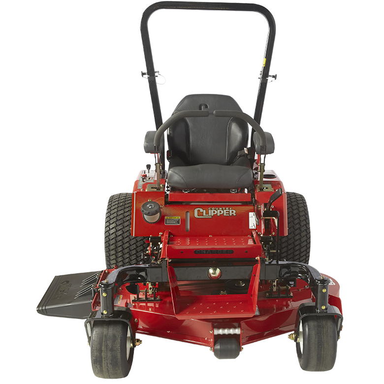 Charger Country Clipper Zero Turn Mowers