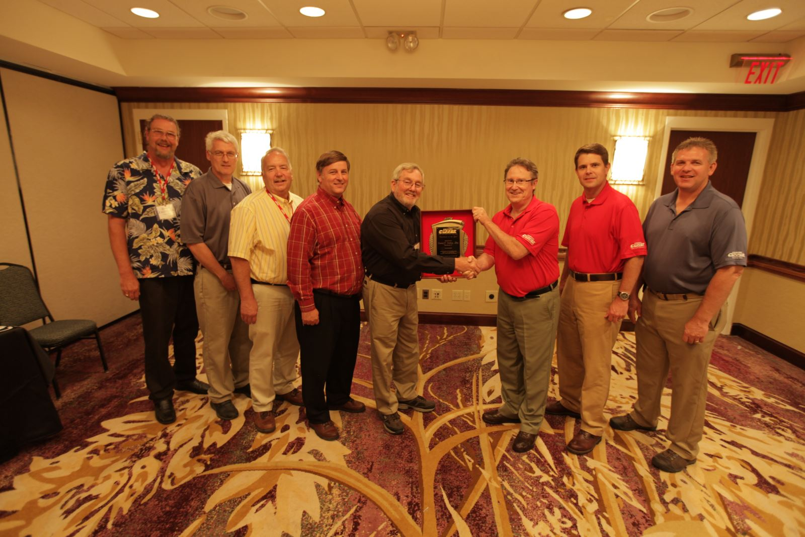 Country Clipper Names Conniff Sales, Inc. 2013 Distributor of the Year