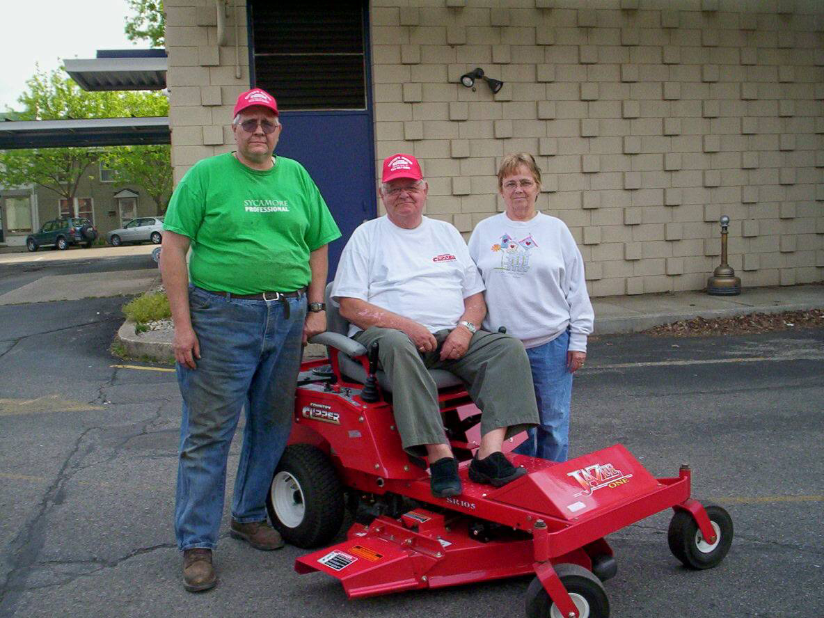 Country Clipper - Cutter Mower Repair 100th Sale