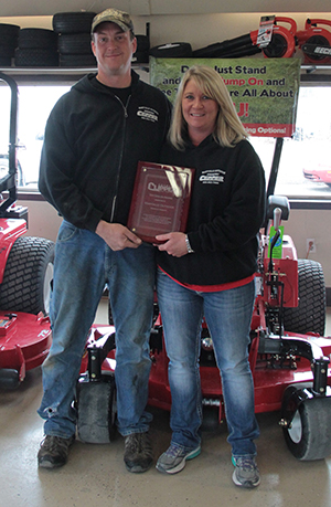 Maryville Outdoor Earns Country Clipper Top Dealer Award for Third Year in a Row