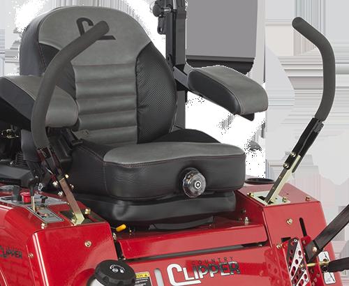 twin lever steering
