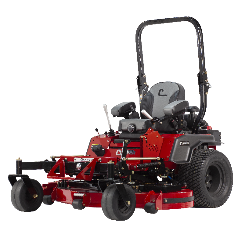 <em>COMMERCIAL GRADE</em> Zero-Turn Mower