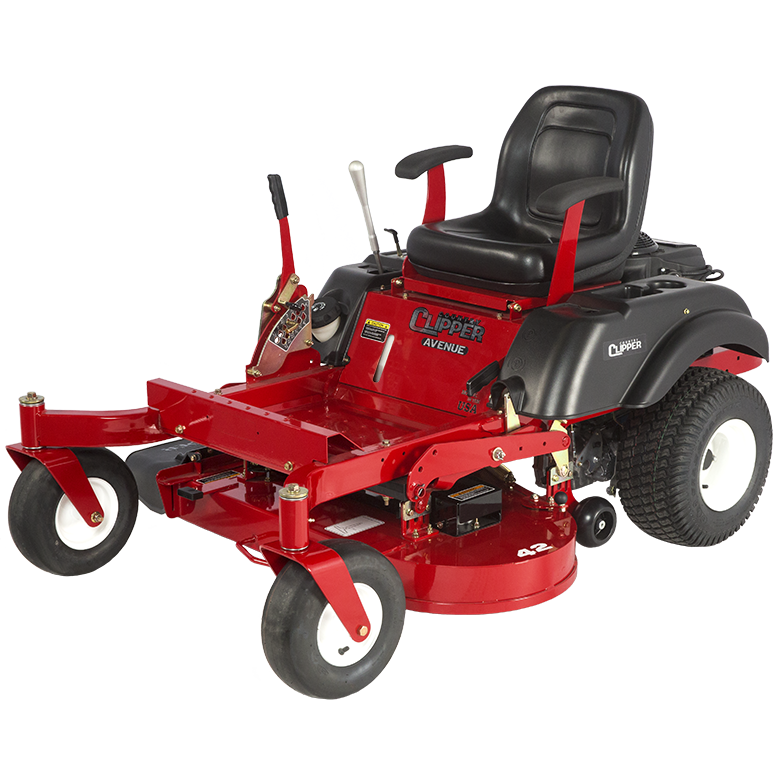 <em>RESIDENTIAL GRADE</em> Zero-Turn Mower